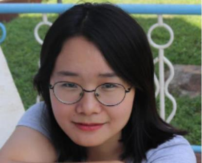 Figure4-Ms.Luo Yanwu – Volunteer